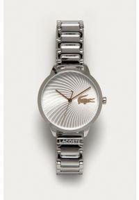 Lacoste - Zegarek 2001059. Kolor: srebrny. Materiał: materiał