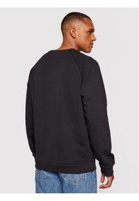 Fila Bluza Heath Raglan 688563 Czarny Regular Fit. Kolor: czarny. Długość rękawa: raglanowy rękaw