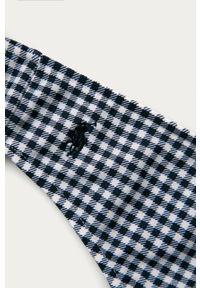 Niebieski strój dwuczęściowy Polo Ralph Lauren z odpinanymi ramiączkami