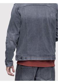 Vistula Kurtka jeansowa Hanagumi XA0707 Szary Regular Fit. Kolor: szary. Materiał: jeans