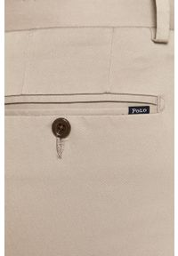 Szare spodnie Polo Ralph Lauren