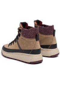 Brązowe sneakersy GANT