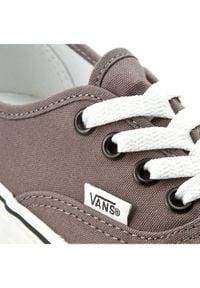 Vans Tenisówki Authentic VN0JRAPBQ Szary. Kolor: szary. Model: Vans Authentic #8
