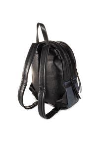 Czarny plecak Refresh elegancki