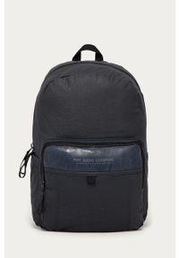 Niebieski plecak Pepe Jeans gładki