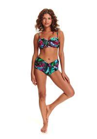 Wielokolorowy strój kąpielowy TOP SECRET