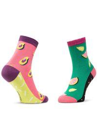 Skarpetki Dots Socks w kolorowe wzory