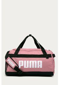 Różowa torba podróżna Puma