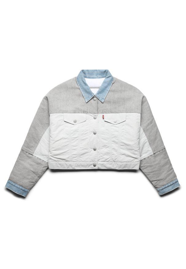 New Balance WT24843-0001. Materiał: jeans. Sezon: jesień, zima. Styl: klasyczny