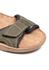 Zielone sandały Josef Seibel