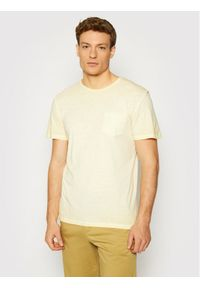 Żółty t-shirt Jack & Jones