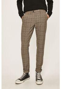 Beżowe spodnie Jack & Jones
