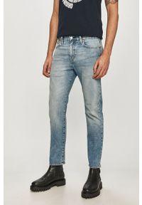 Niebieskie jeansy Levi's® casualowe, na co dzień