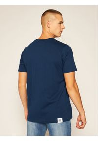Niebieski t-shirt Diamante Wear