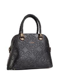 Czarna torebka klasyczna Liu Jo