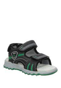 Casu - sandały na rzepy casu a2784-22. Zapięcie: rzepy