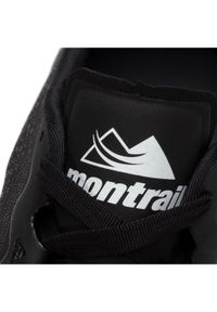 Czarne buty do biegania columbia