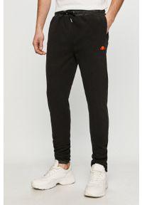 Czarne spodnie dresowe Ellesse