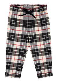 TwinSet Spodnie materiałowe 192GB2682 Kolorowy Regular Fit. Materiał: materiał. Wzór: kolorowy