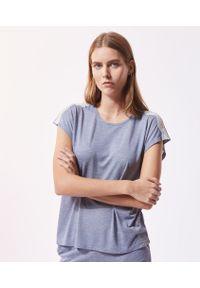 Piżama Etam krótka, z aplikacjami