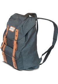 Goodyear Plecak GOODYEAR G03402 szary. Kolor: szary