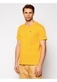 Pomarańczowy t-shirt Champion