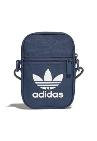 Adidas - adidas Trefoil Festival Bag > GQ4167. Materiał: tkanina, poliester. Wzór: melanż
