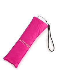 Różowy parasol Wittchen