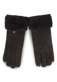 EMU Australia Rękawiczki Damskie Apollo Bay Gloves M/L Czarny. Kolor: czarny
