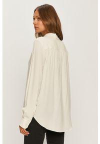 Biała koszula Sportmax Code casualowa, na co dzień, z klasycznym kołnierzykiem #5