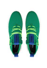 Togoshi Sneakersy TG-07-06-000316 Zielony. Kolor: zielony