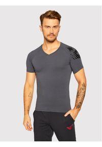 Emporio Armani Underwear T-Shirt 111760 0A725 00044 Szary Slim Fit. Kolor: szary