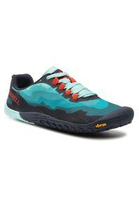 Niebieskie buty do biegania Merrell