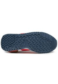 Pepe Jeans - Sneakersy PEPE JEANS - Sydney Trend Boy PBS30487 Navy 595. Okazja: na uczelnię, na spacer, na co dzień. Kolor: niebieski. Materiał: materiał. Szerokość cholewki: normalna. Styl: casual