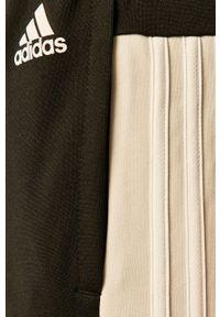 Czarny komplet adidas Performance