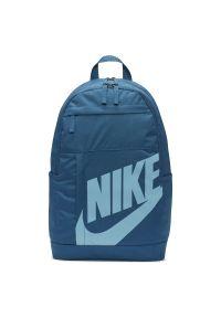 Plecak sportowy Nike Elemental 2.0 22 BA5876. Materiał: materiał, poliester. Styl: sportowy