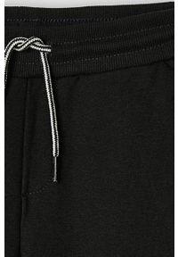 Czarne spodnie dresowe Mayoral gładkie