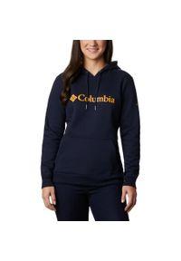 Niebieska bluza sportowa columbia