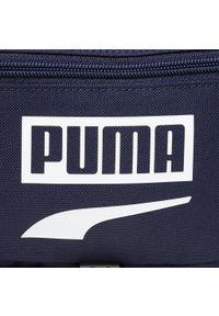 Puma - Saszetka nerka PUMA - Plus Waist Bag II 078035 15 Navy. Kolor: niebieski. Materiał: materiał