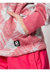 Różowa bluza Reima