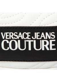 Biała listonoszka Versace Jeans Couture elegancka