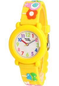 Żółty zegarek Knock Nocky