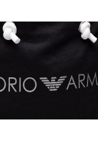 Emporio Armani - Torebka EMPORIO ARMANI - 262653 1P804 00020 Nero. Kolor: czarny. Styl: klasyczny