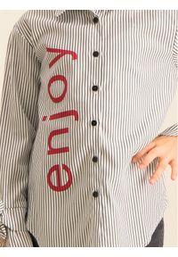 Primigi Koszula 43163501 Biały Regular Fit. Kolor: biały