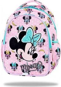 Patio Plecak szkolny Joy S Minnie Mouse Pink (B48302). Wzór: motyw z bajki