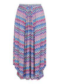 Cellbes Sukienka/spódniczka plażowa we wzory female ze wzorem 38/40. Materiał: jersey