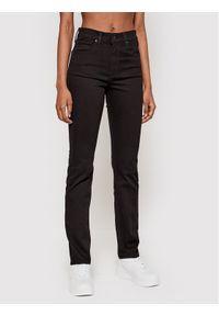 Levi's® Jeansy 724™ High-Rise Straight 18883-0006 Czarny Straight Fit. Kolor: czarny
