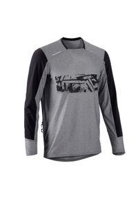 ROCKRIDER - Bluza rowerowa Rockrider MTB ST 100. Materiał: materiał. Długość rękawa: długi rękaw. Długość: długie. Sezon: lato