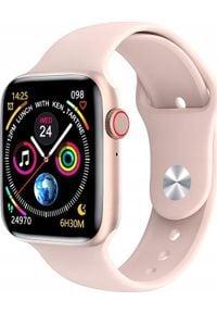 Smartwatch ZAXER zegarek Watch kompatybilny z android oraz iOS funkcje sportowe i zdrowotne. Rodzaj zegarka: smartwatch. Styl: sportowy