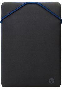 """Etui HP Reversible Protective 14.1"""" Czarno-niebieski. Kolor: wielokolorowy, niebieski, czarny"""